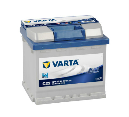 Varta Blue Dynamic 5524000473132 X20 №1