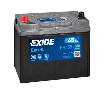 Exide Excell EB455 X09 №1