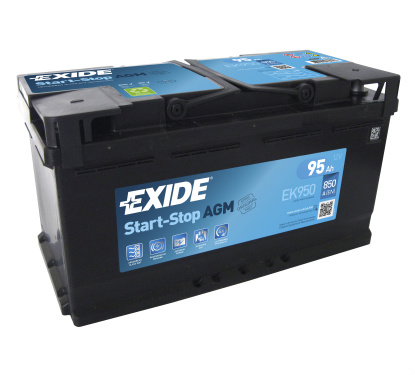 Exide Start-Stop AGM EK950 X31 №1