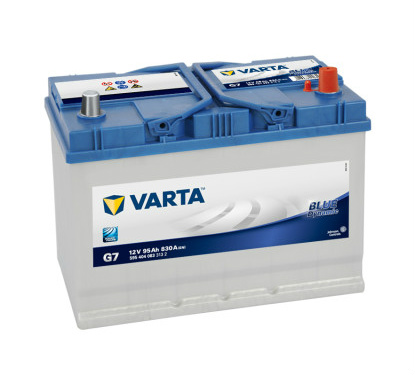 Varta Blue Dynamic  5954040833132 G7 №1