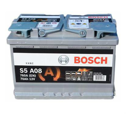 Bosch S5 AGM 0 092 S5A 080 X26 №1