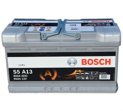 Bosch S5 AGM 0 092 S5A 130 X31 №1